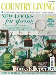 Country Living UK №400 2019