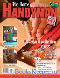 The Home Handyman №3-4 (March-April 2019)
