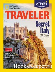 National Geographic Traveler USA №2 2019