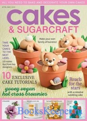 Cakes Sugarcraft - April/May 2019