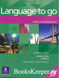 Antonia Clare, JJ Wilson - Language to Go. Upper-Intermediate