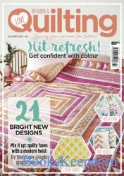 Love Patchwork & Quilting №73 2019