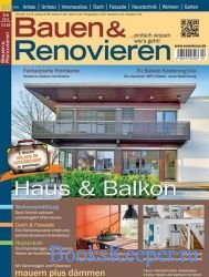 Bauen & Renovieren №3-4 (Marz-April 2019)
