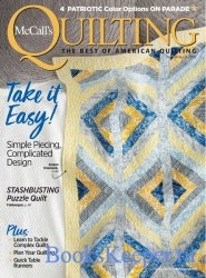 McCall's Quilting Vol.26 No.4 2019