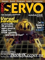 Servo Magazine Issue 2 (March-April 2019)