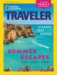 National Geographic Traveler USA №3 2019