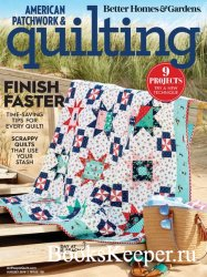 American Patchwork & Quilting №159 2019