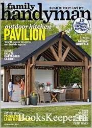 The Family Handyman №596 July/August 2019