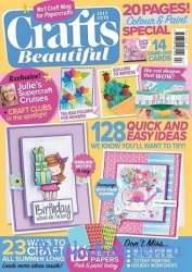 Crafts Beautiful №334 2019