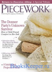 PieceWork Vol. XXVII №3 2019