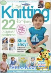 Love Knitting for Baby - August 2019