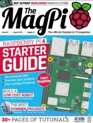 The MagPi - Issue 84 (August 2019)