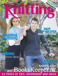 Australian Knitting Vol.11 №3 2019