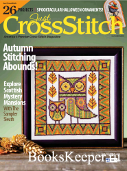 Just CrossStitch - October 2019