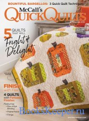 McCall's Quick Quilts Vol.24 №6 2019