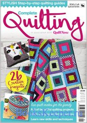 Complete Quilting Vol.1 2019