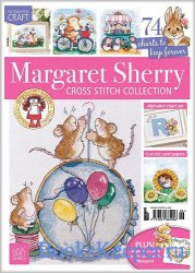 Margaret Sherry - Cross Stitch Collection 2019