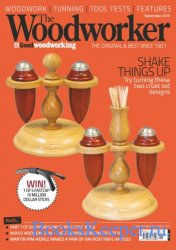 The Woodworker & Good Woodworking №9, 2019