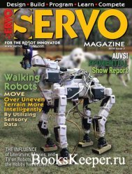 Servo Magazine Issue 3 2019