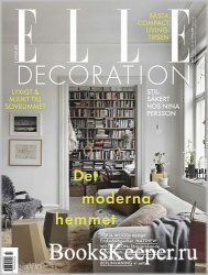 Elle Decoration Sweden – September 2019