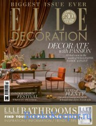 Elle Decoration UK - October 2019