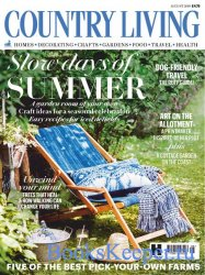 Country Living UK №404 2019