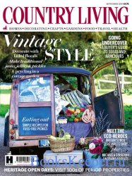 Country Living UK №405 2019