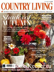 Country Living UK №406 2019