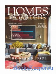 Homes & Gardens UK - October 2019