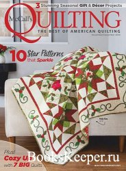 McCall's Quilting – November/December 2019
