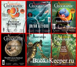Australian Geographic 2018 Full Year Collection
