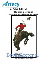 Bucking Bronco (Artecy Cross Stitch)