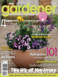 The Gardener South Africa - October 2019