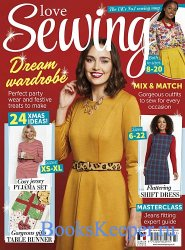 Love Sewing №73 2019