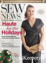 Sew News - December 2019 /January 2020