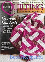 McCall's Quilting – January/February 2020