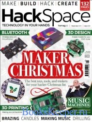 HackSpace Issue 25 (December 2019)