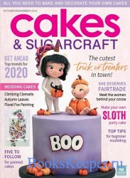 Cakes & Sugarcraft – October/November 2019