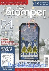 Craft Stamper - December 2019