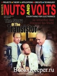 Nuts and Volts Issue 4 (December 2019)