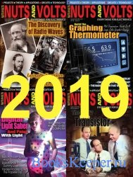 Nuts and Volts Issue 1-4 (January-December 2019)