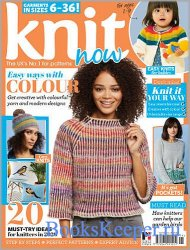 Knit Now №111 2020