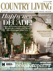 Country Living UK №409 2020