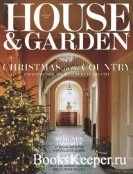 House & Garden UK - January 2020