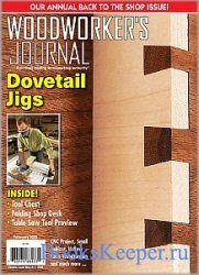 Woodworker's Journal Vol.44 No.1 (February) 2020