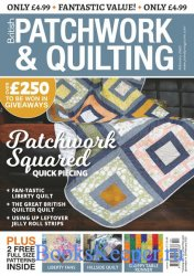 Patchwork & Quilting UK №313 2020