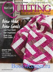 McCall's Quilting Vol.27 №1 2020