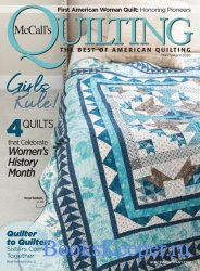 McCall's Quilting Vol.27 №2 2020