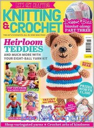 Let's Get Crafting Knitting & Crochet №118 2020