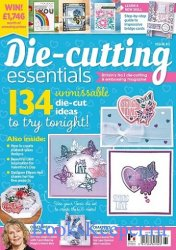 Die-cutting Essentials №61 2020